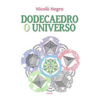 Dodecaedro o universo - Negro Nicolò