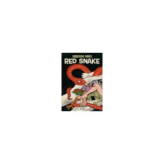 Red snake - Hino Hideshi; Ercole M. (cur.)