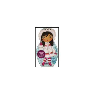 Disegno le mie bambole eschimesi con Anouk. Con adesivi. Ediz. illustrata -