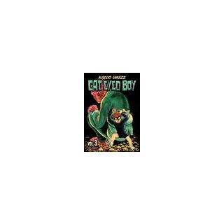 Cat eyed boy. Vol. 3 - Umezz Kazuo; Ercole M. (cur.)