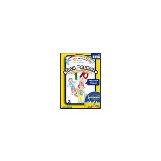 Cantagiocaimpara. Ediz. illustrata. Con CD Audio. Vol. 3: MI. Giocanumero - Olioso Dolores
