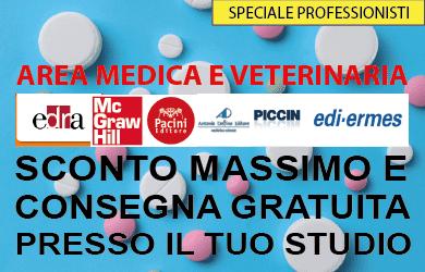 Area professionale medicina e medicina veterinaria